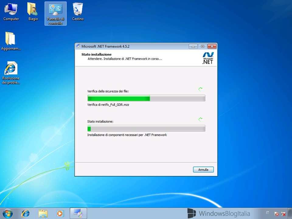 Windows 7 SP1 + cumulative update - (3)
