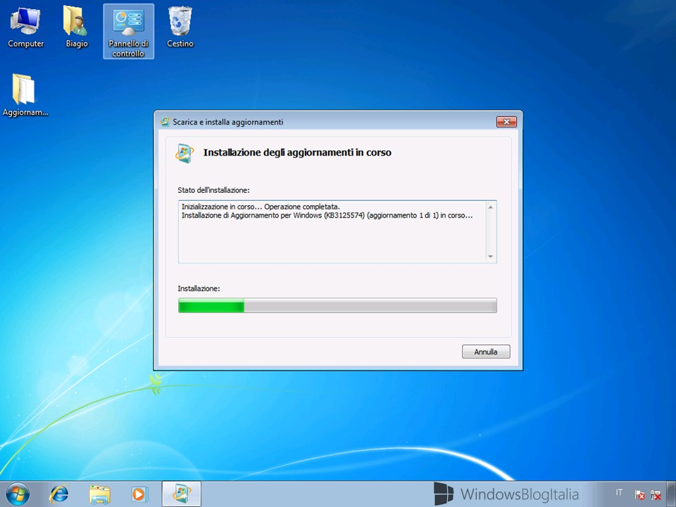 Windows 7 SP1 + cumulative update - (4)