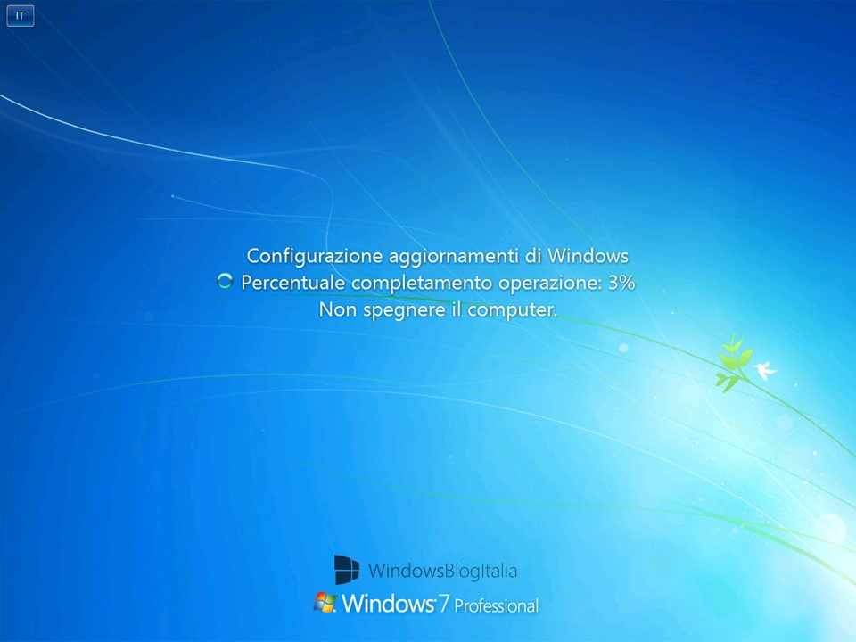 Windows 7 SP1 + cumulative update - (5)
