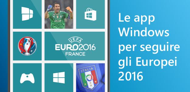 App Euro 2016