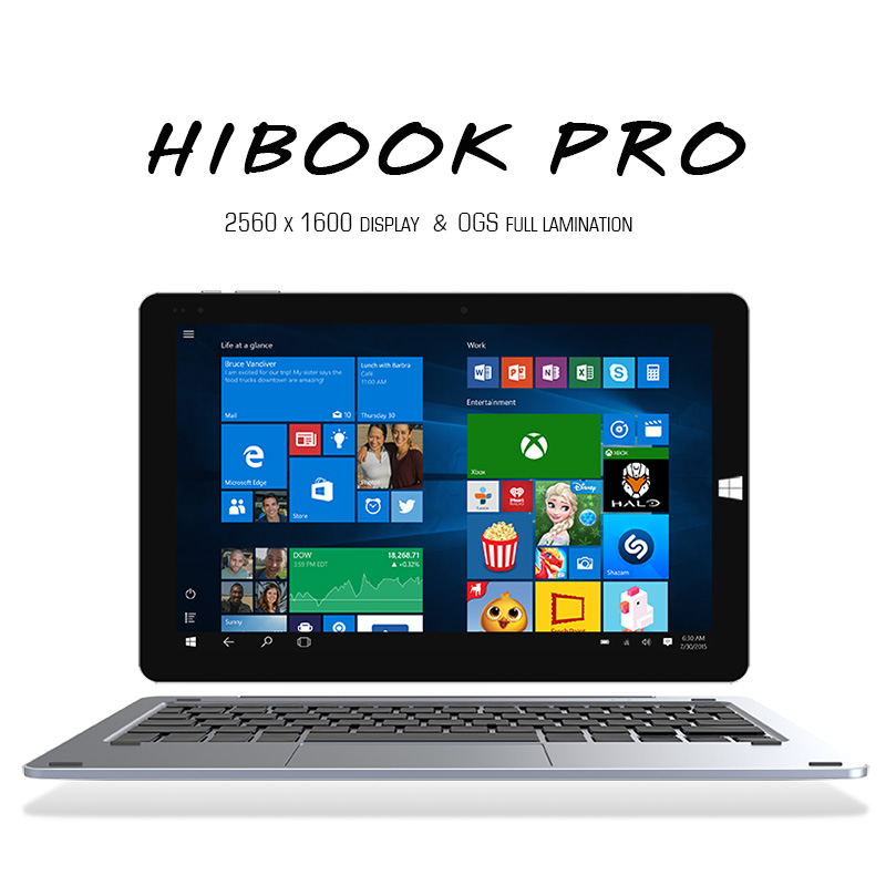 HiBook Pro 1