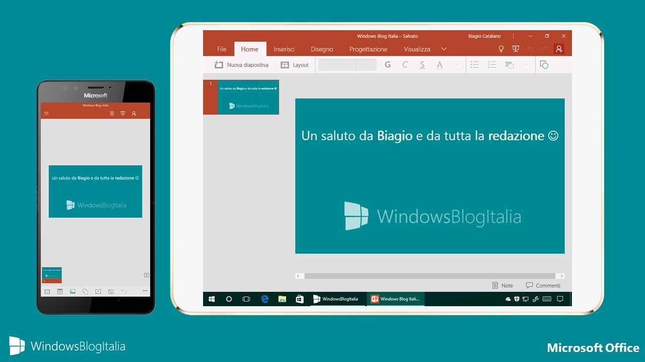 Microsoft Office Mobile - Windows e Windows Mobile