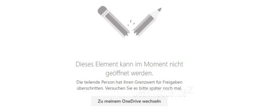 Nuovi limiti OneDrive