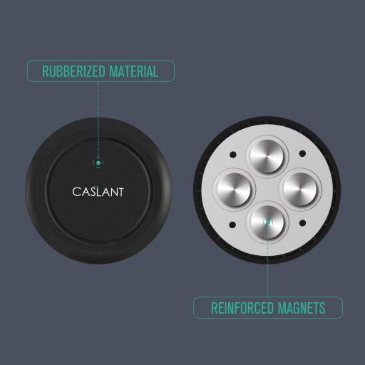 Supporto auto magnetico Caslant - Magneti rinforzati