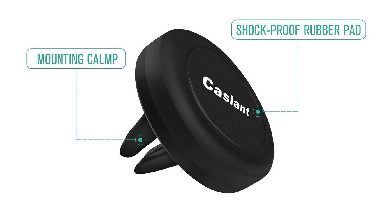 Supporto auto magnetico Caslant - Prodotto