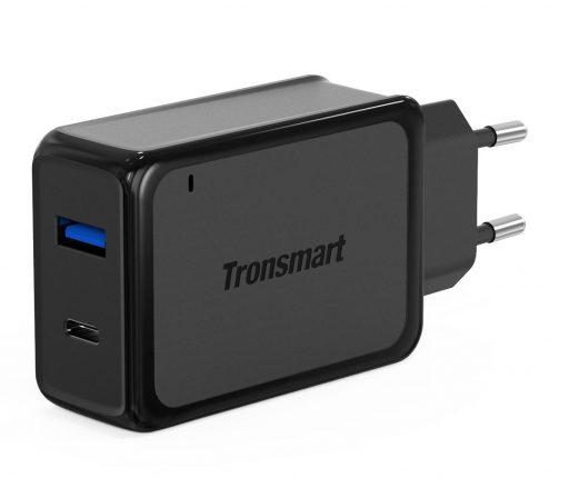 Tronsmart - Caricatore da muro USB Type C