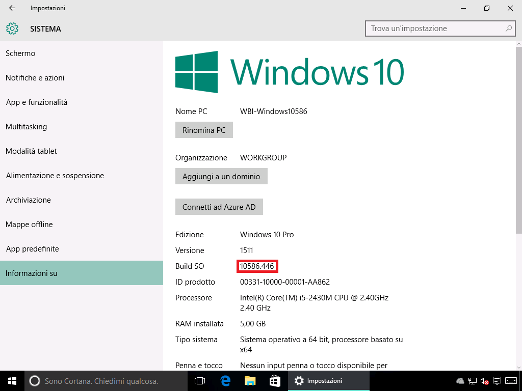 Windows 10 10586.446