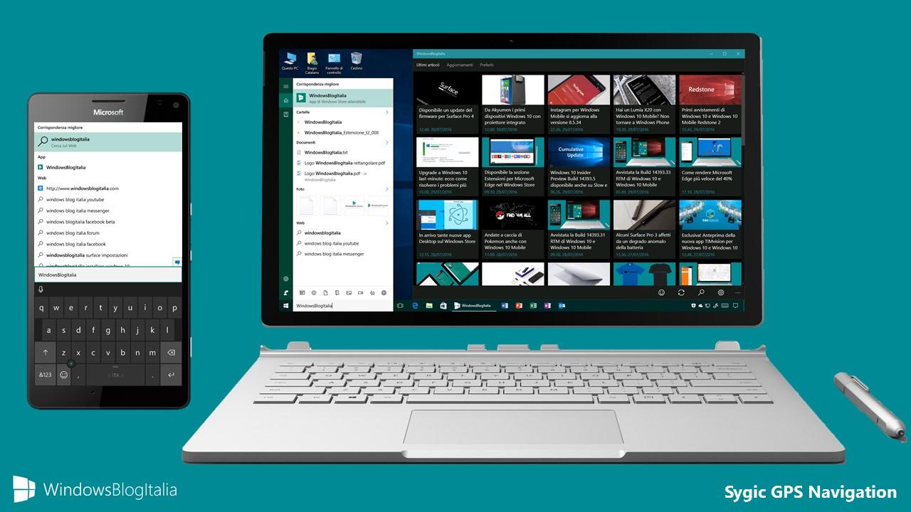 Disattivare Cortana - Windows 10 e Windows 10 Mobile Anniversary Update