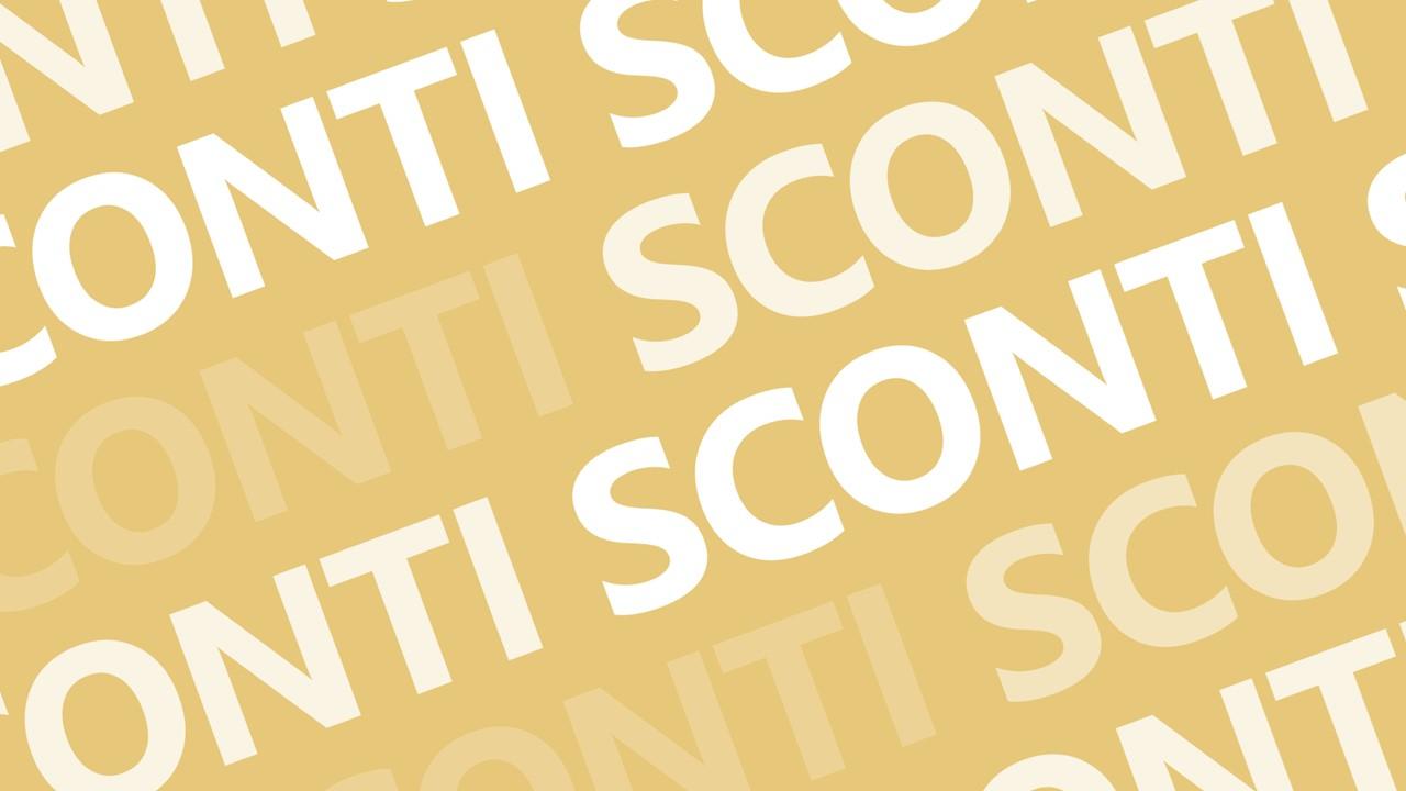 Prime Day - SCONTI
