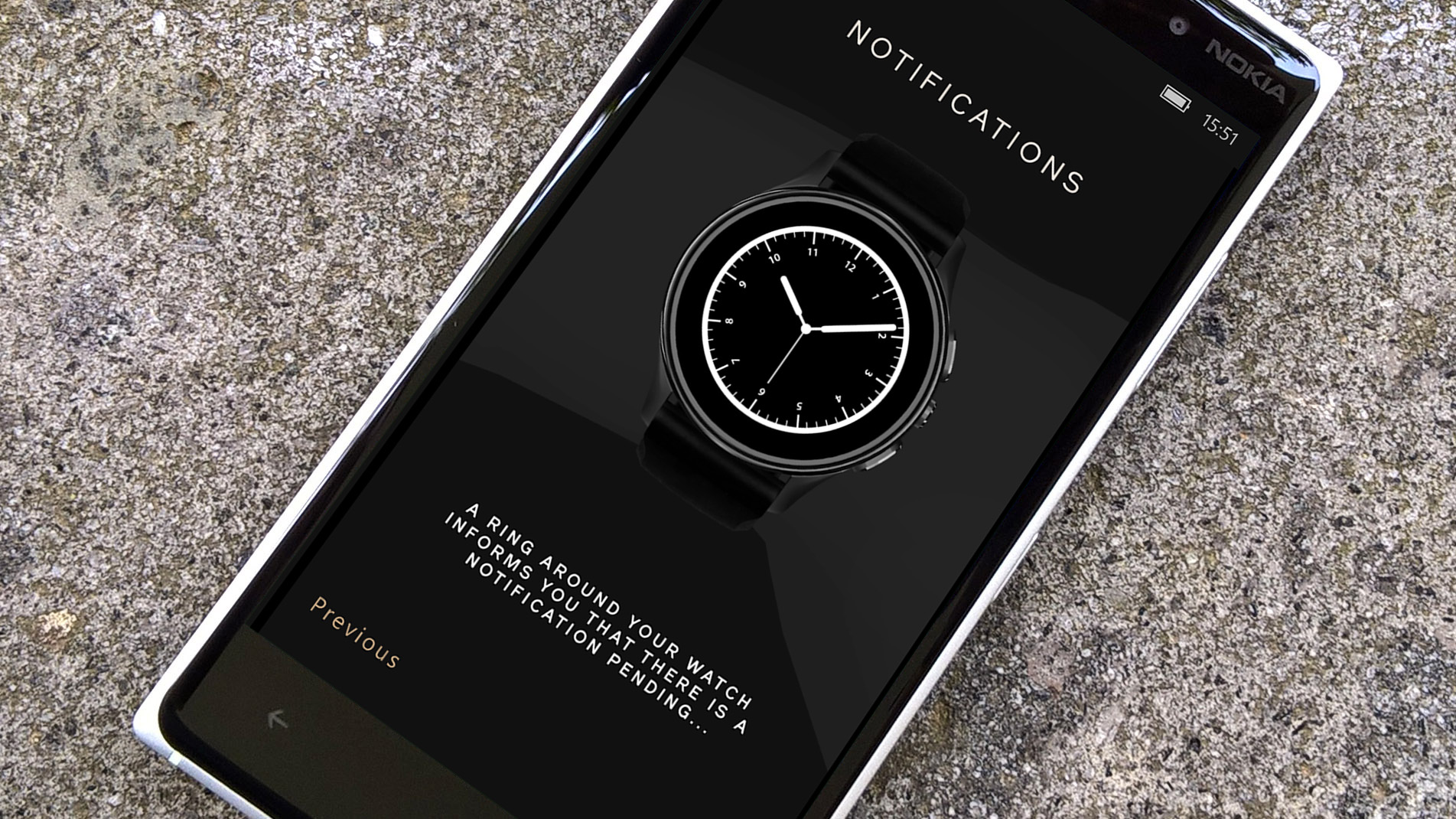 Vector Watch W10