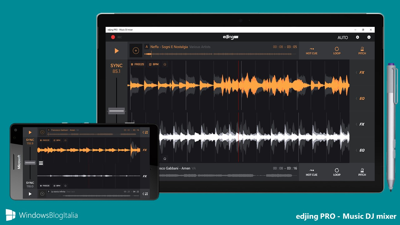music mixer software free download