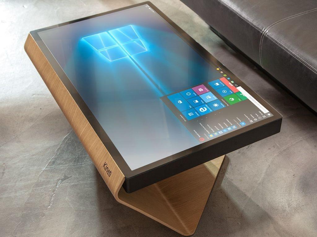 Nuove Conferme Su Surface All In One Un Tablet Da Salotto