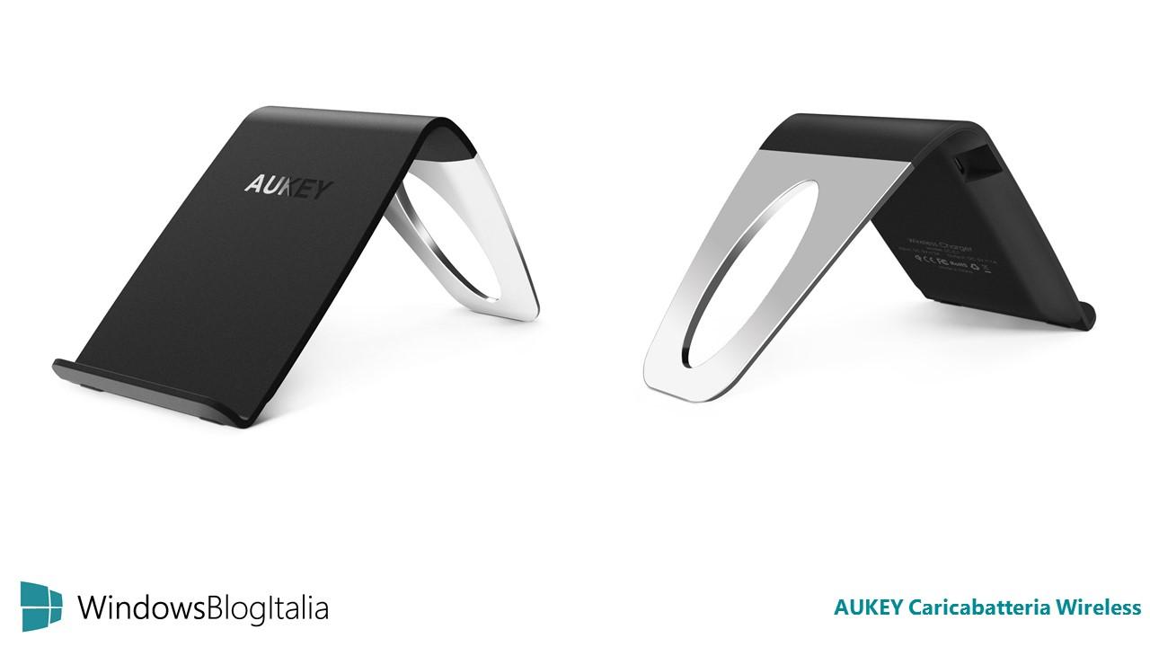 AUKEY Caricabatteria Wireless