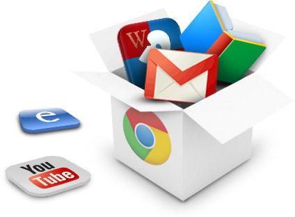 Chrome web apps