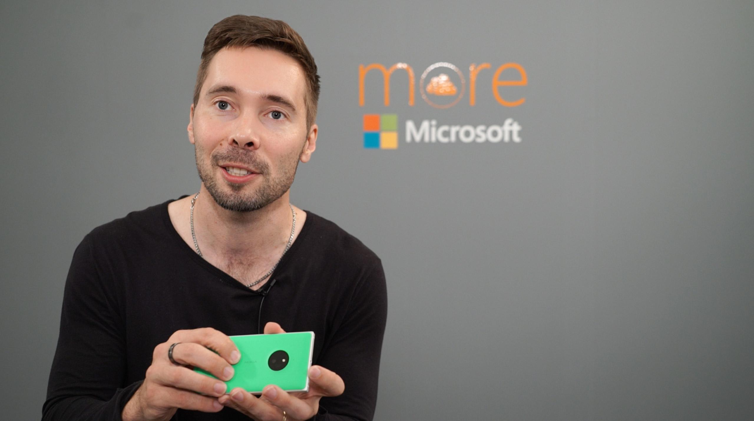 Juha Alakarhu - Microsoft Nokia Lumia