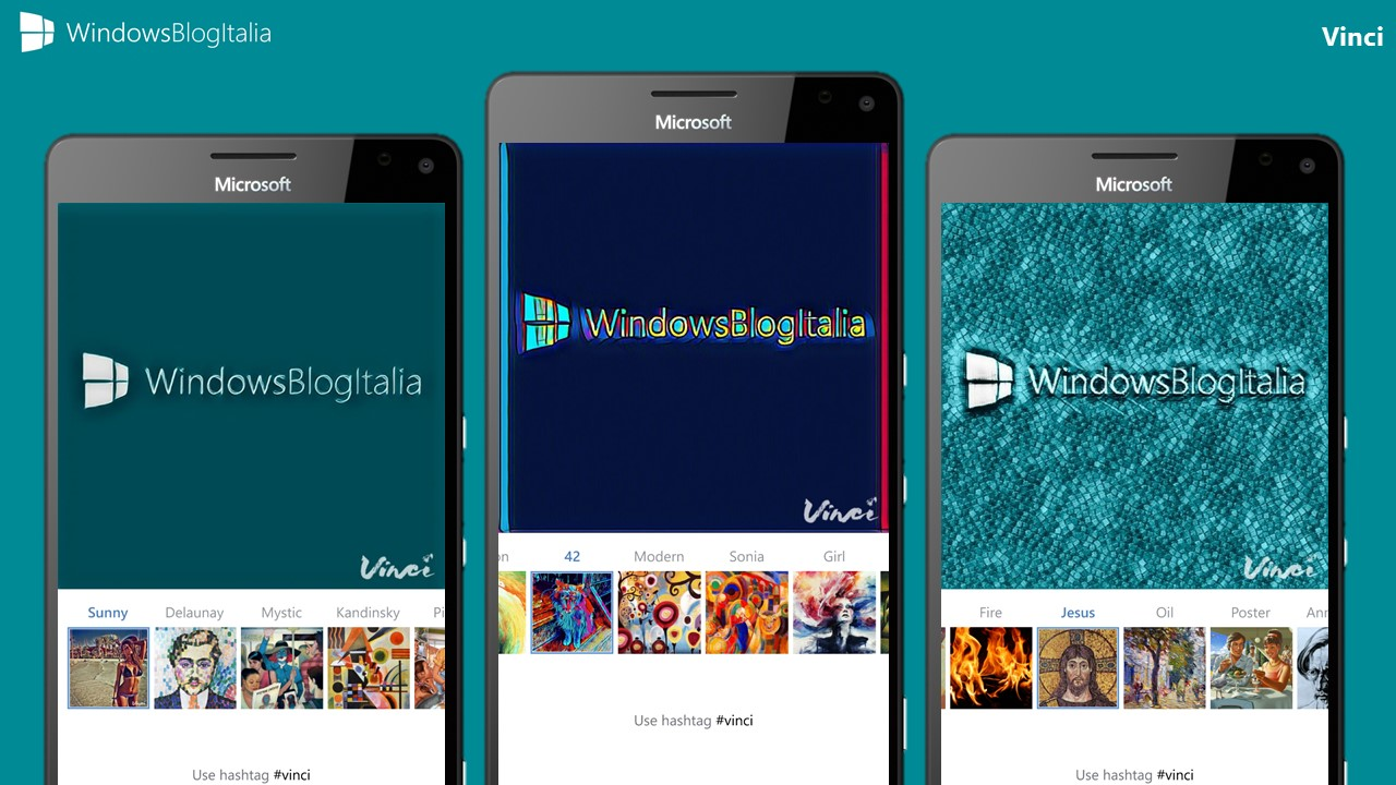 Prisma - VINCI - Windows Store
