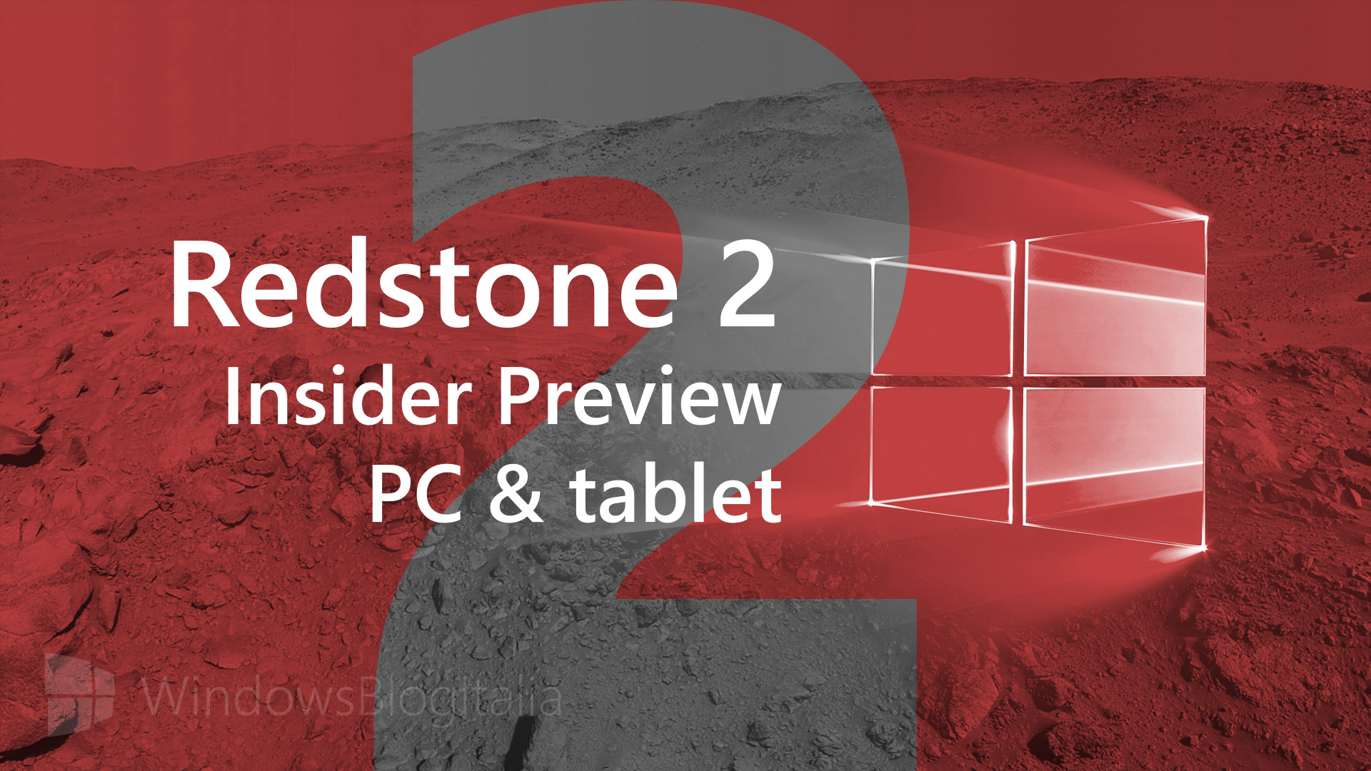 Redstone 2 PC tablet