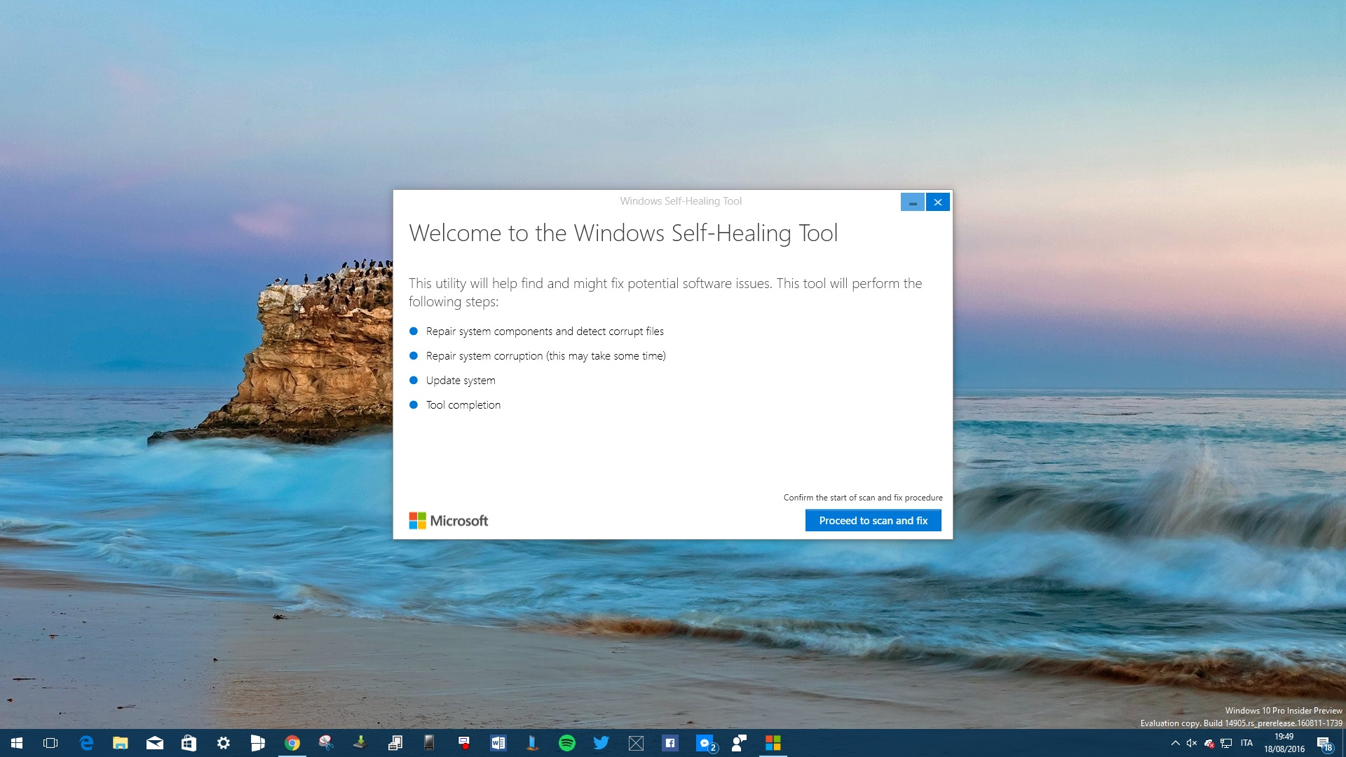 windows-self-healing-tool