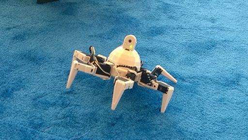 EZ-Robot Six Hexapod