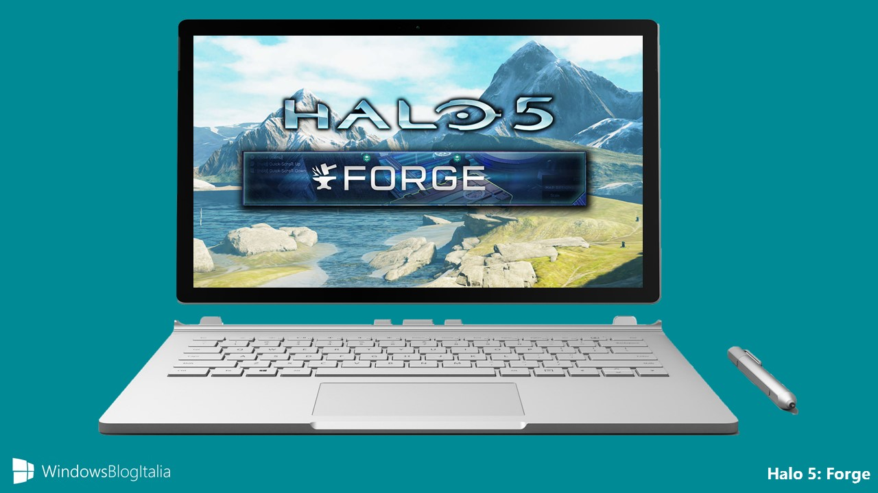 Halo 5 Forge - PC e tablet Windows 10