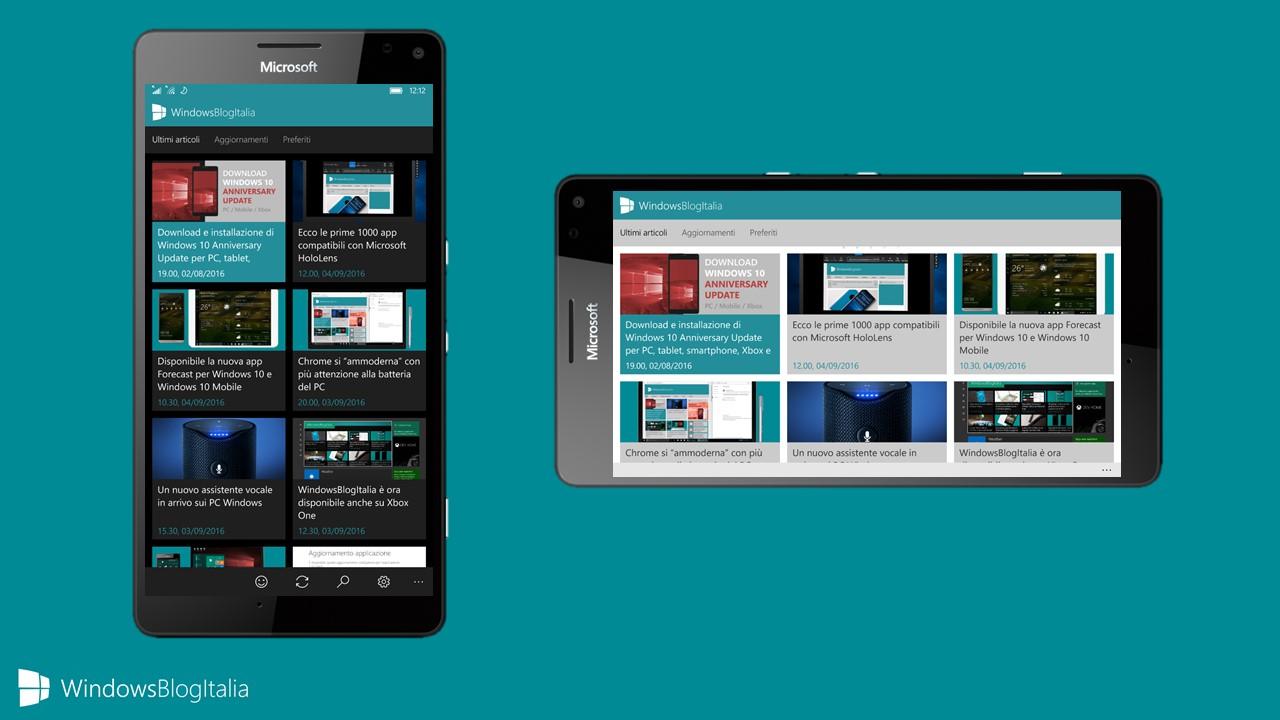 Lumia 950 e 950XL