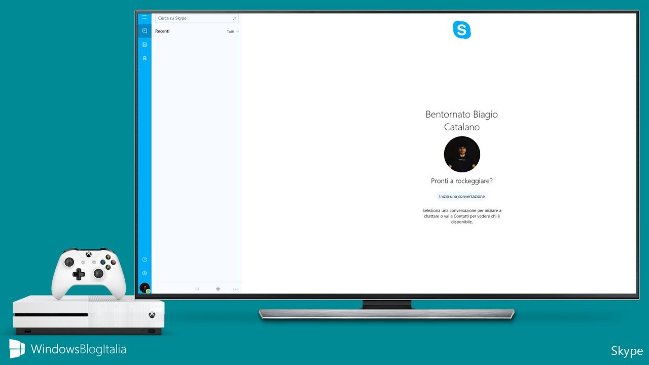Skype - Xbox One