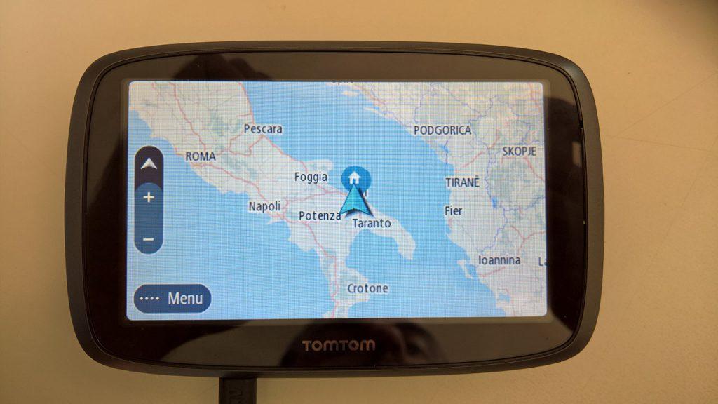 TomTom GO 5100 - Mappa Italia