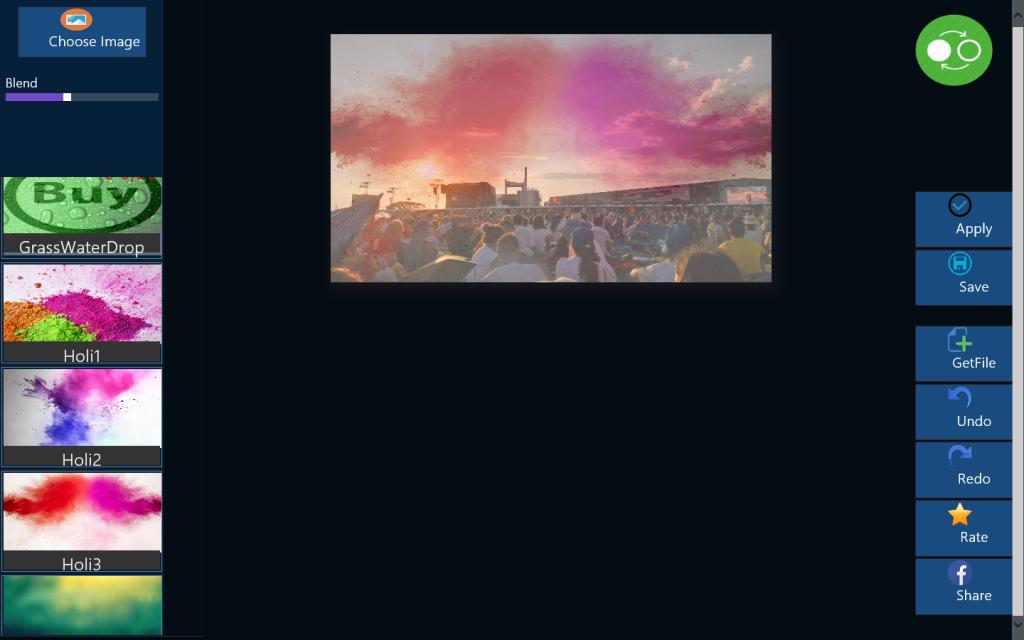 Blend Pixart