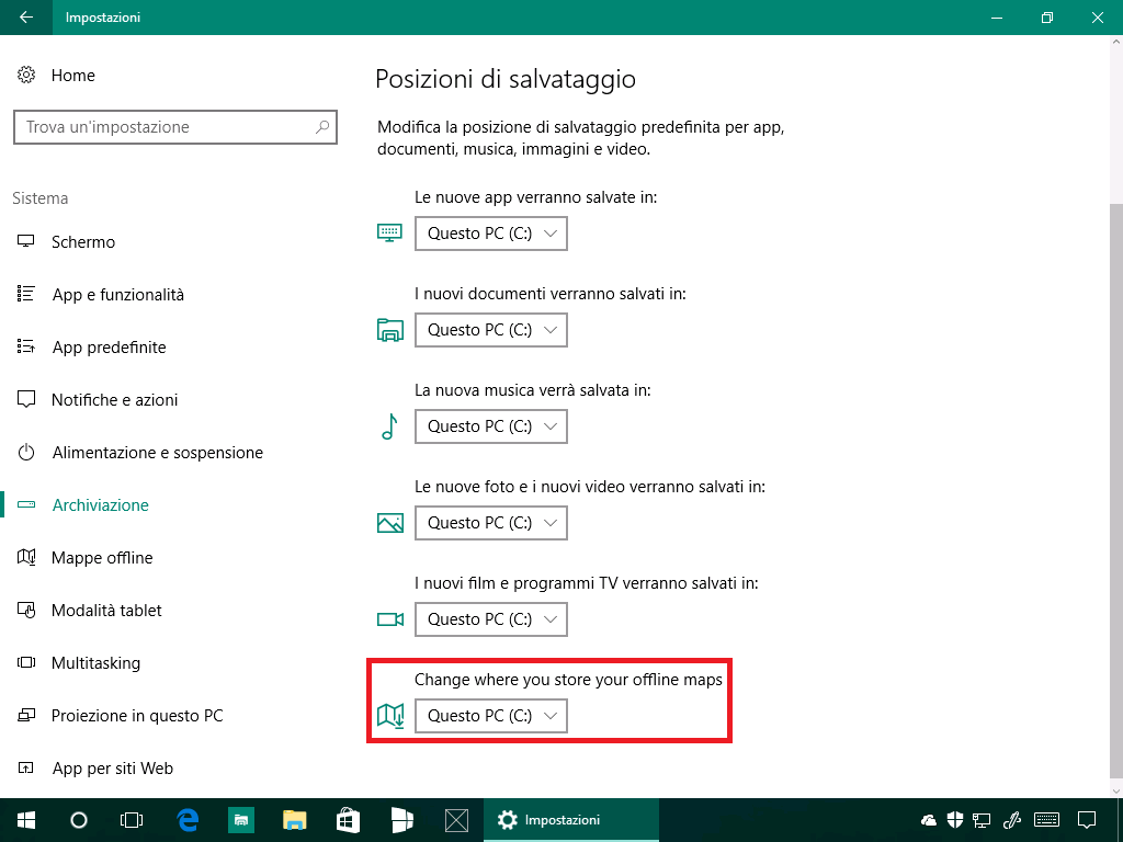 windows-10-build-14942-archiviazione-mappe