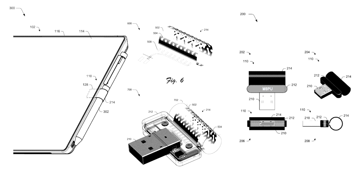 la penna surface del futuro si ricaricher u00e0 a induzione