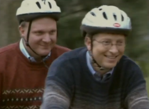 gates-and-ballmer-bike