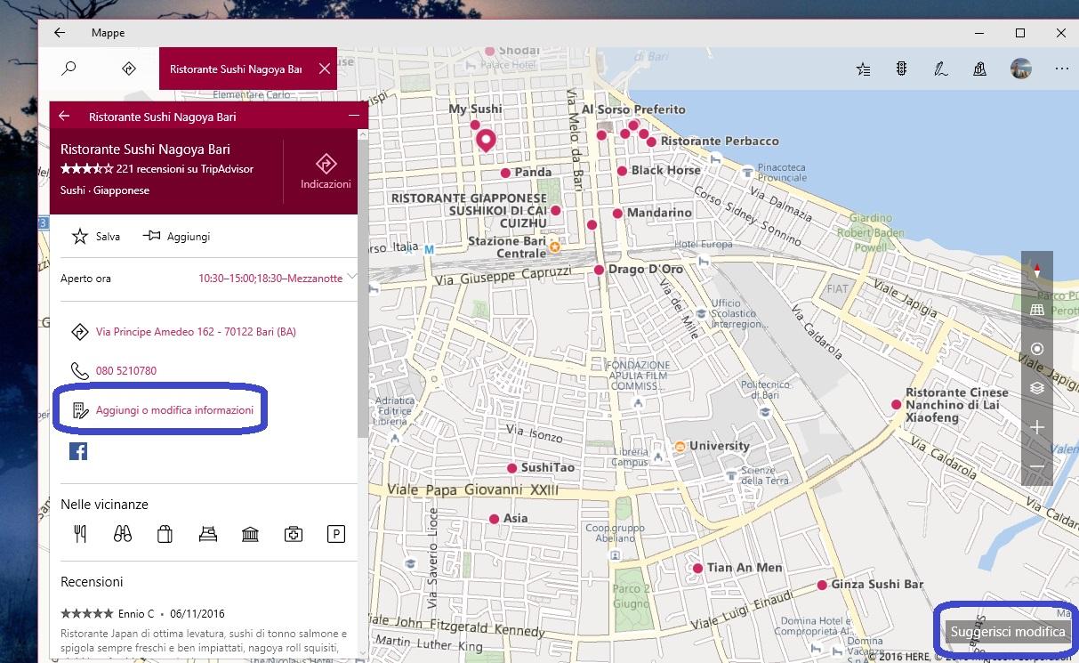 modifica-informazioni-windows-mappe
