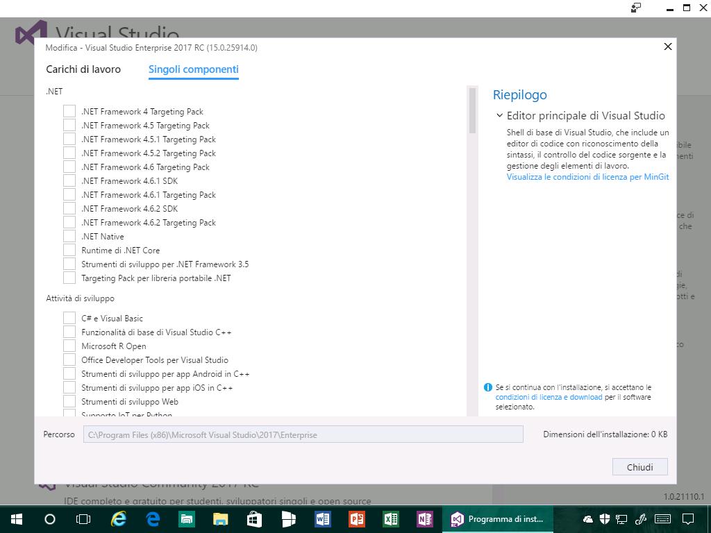 Disponibile la versione RC di Visual Studio 2017 | WindowsBlogItalia