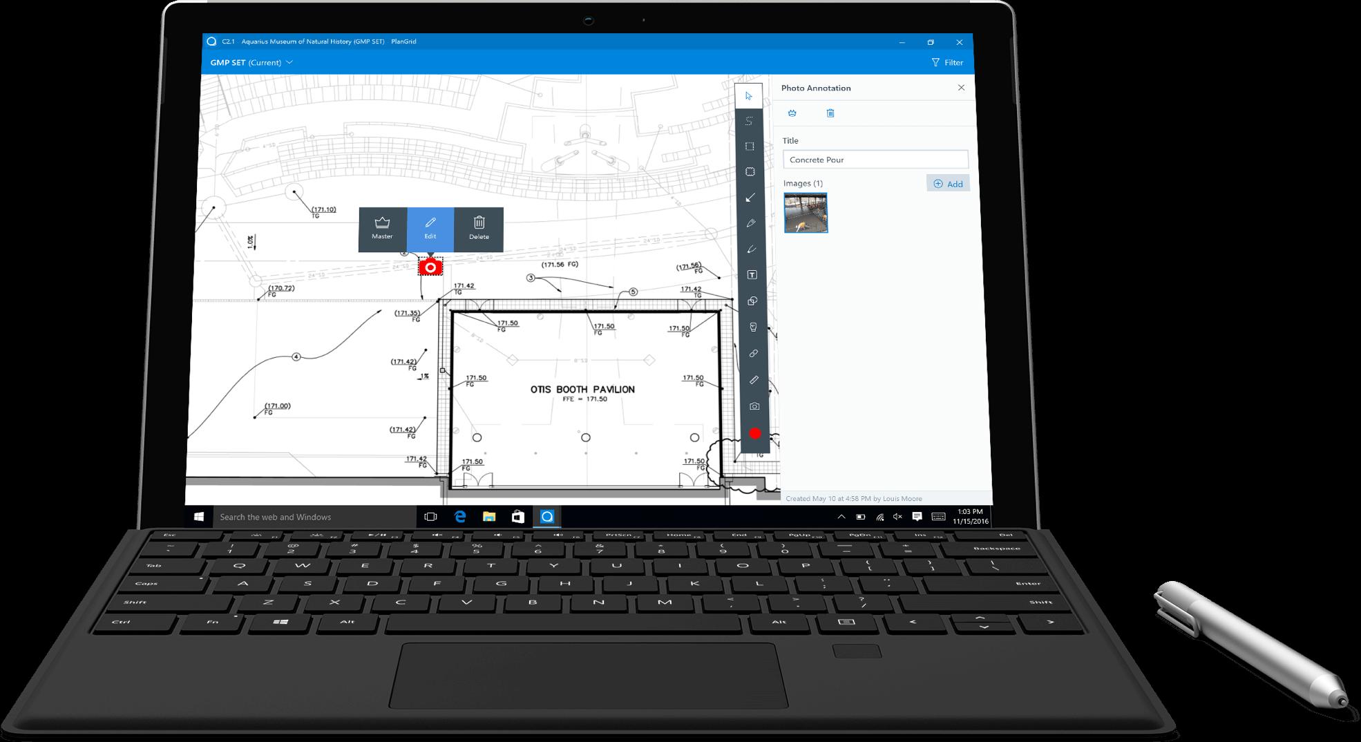 Download plangrid l 39 app di architettura arriva su windows for Software di progettazione di architettura domestica