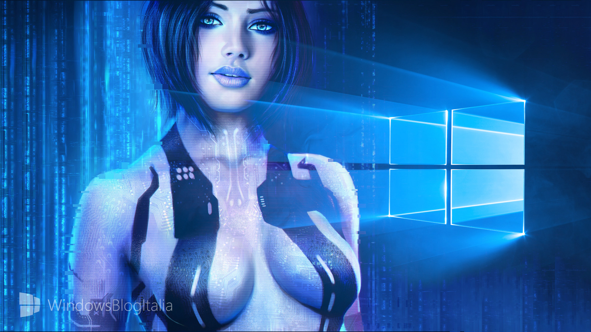 Cortana boobs