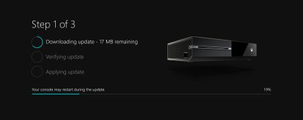 Aggiornamento Insider Xbox One