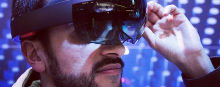 HoloLens Mobile World Congress