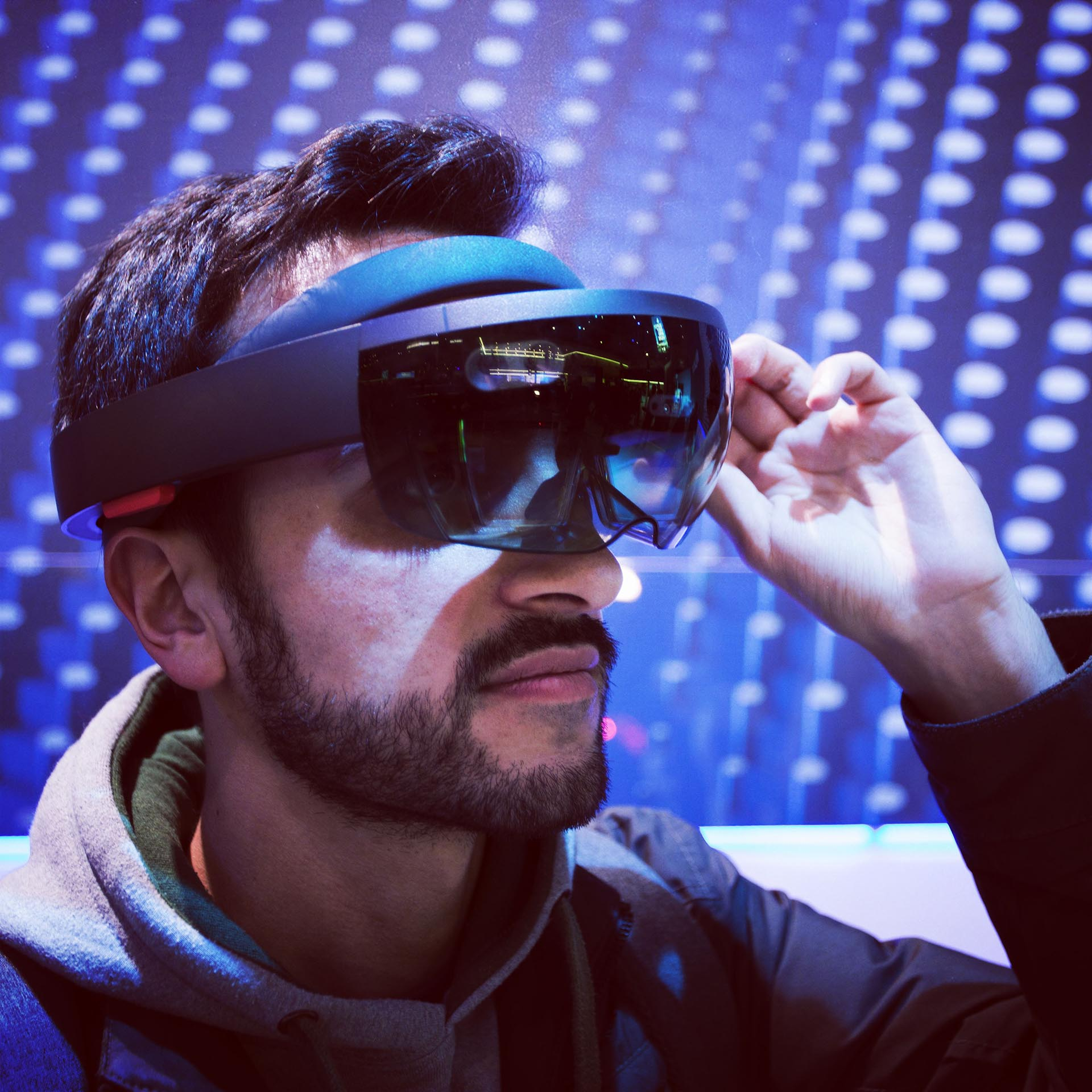 HoloLens Mobile World Congress