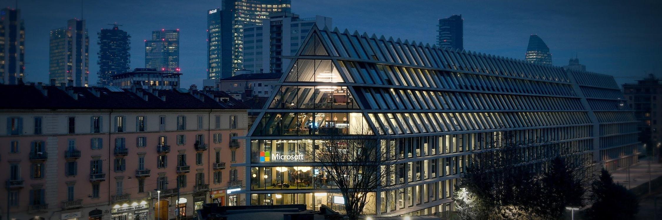 Microsoft House - Microsoft Italia