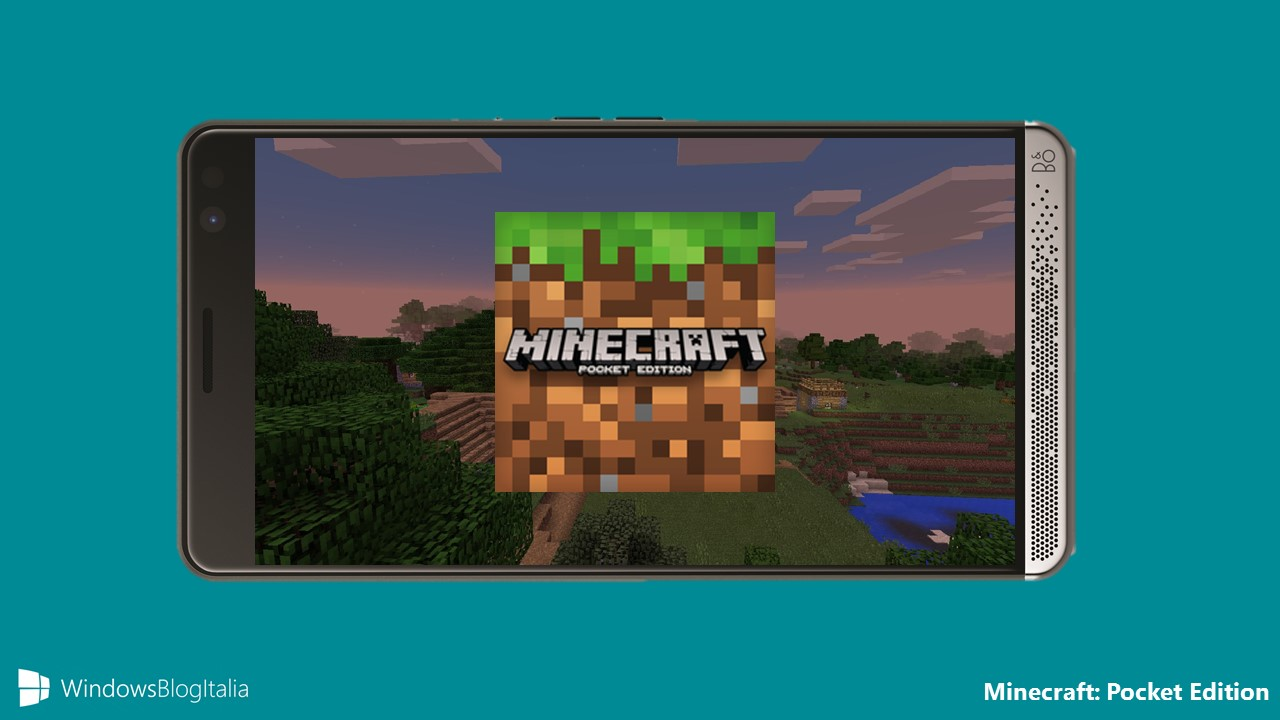 Minecraft: Pocket Edition - Windows 10 Mobile
