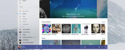 Neon, la nuova interfaccia per Windows 10