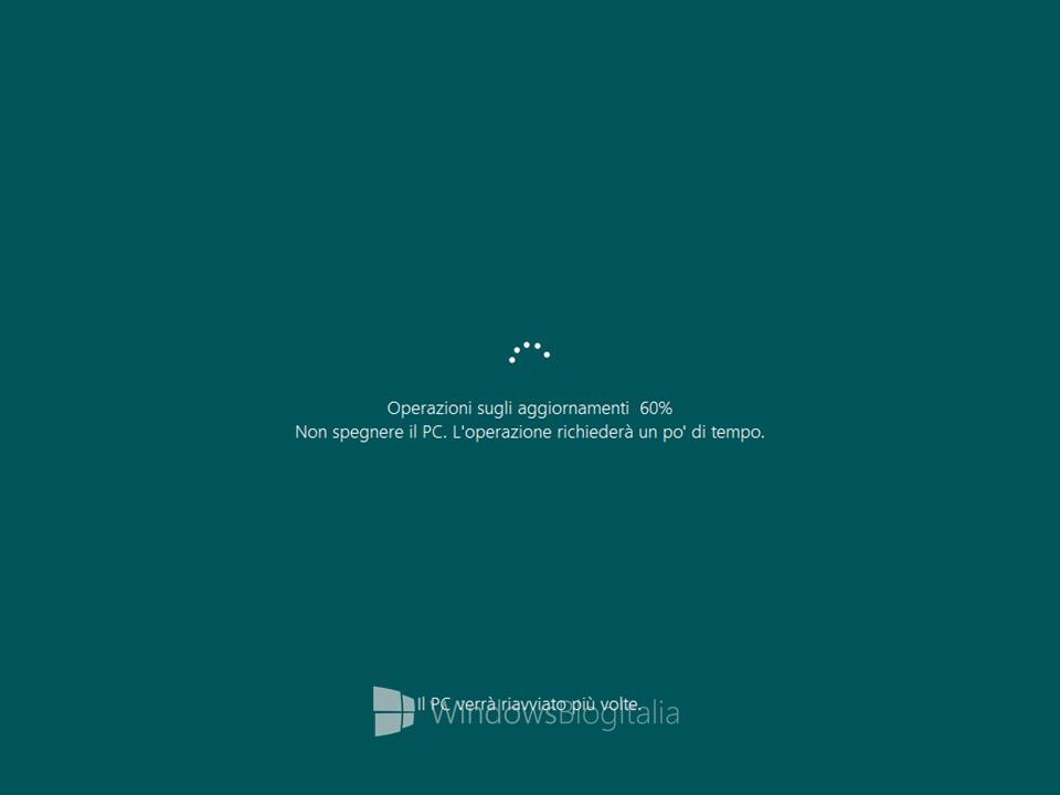 Download e installazione di Windows 10 Creators Update per PC