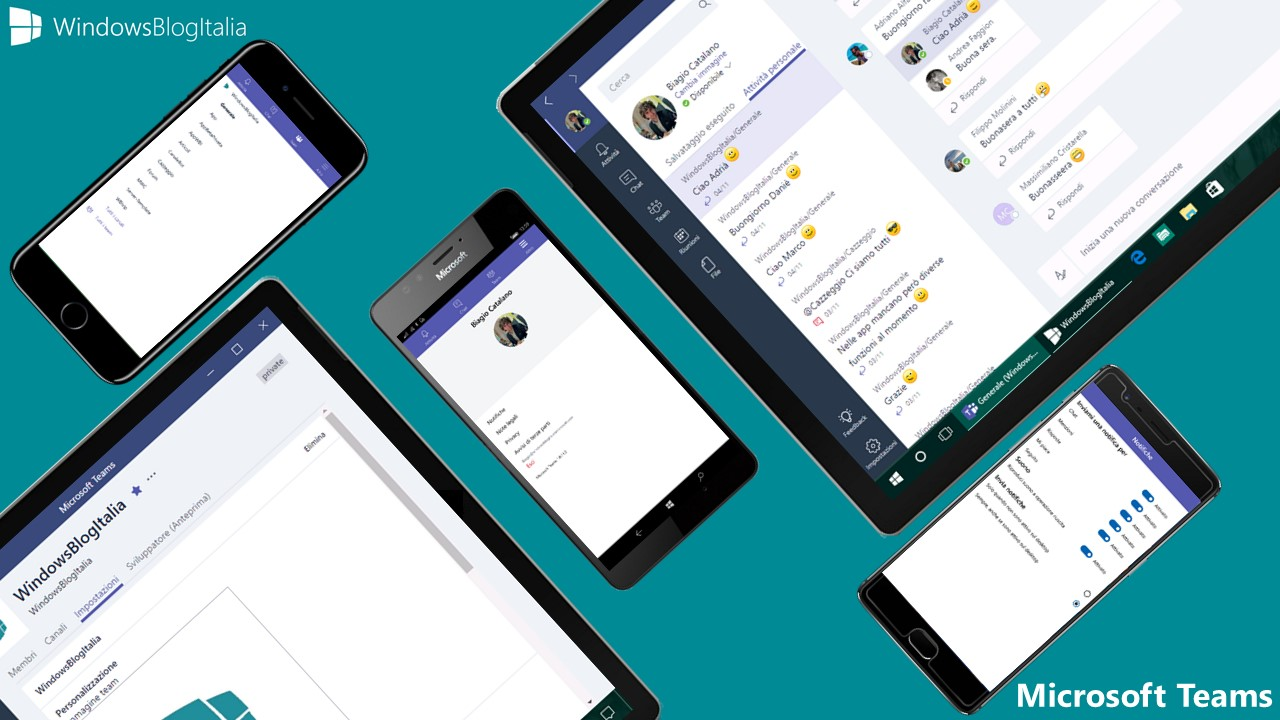 Microsoft Teams - Windows, Android, iOS e Web