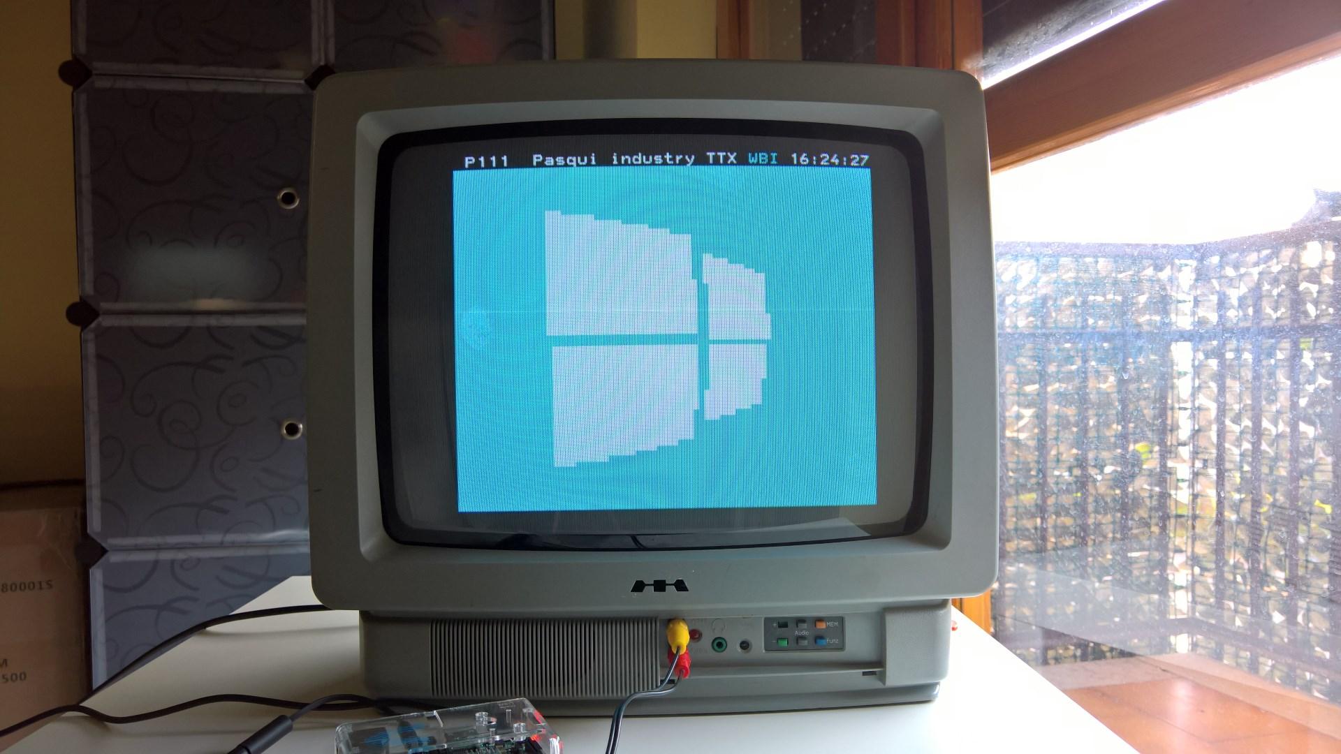 Installare Windows 10 nella televisione