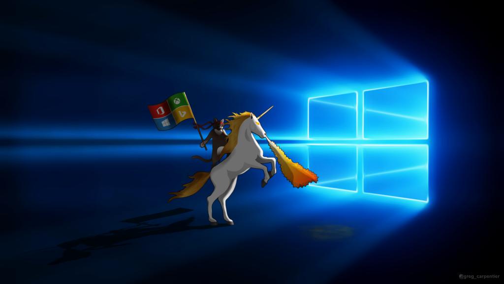 Windows Insider 10 Ninja Cat