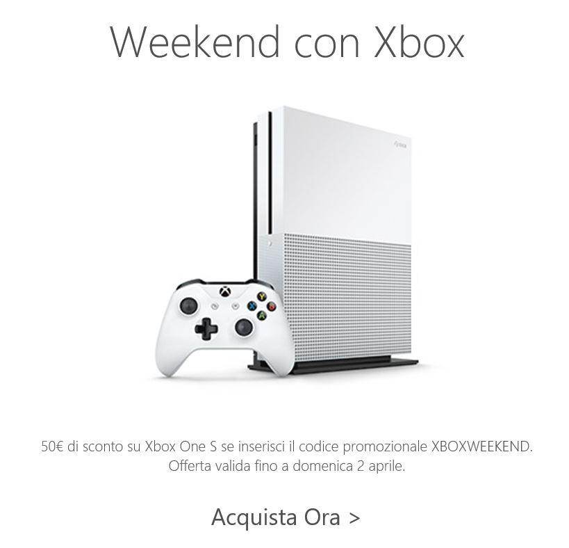 Buono sconto Xbox