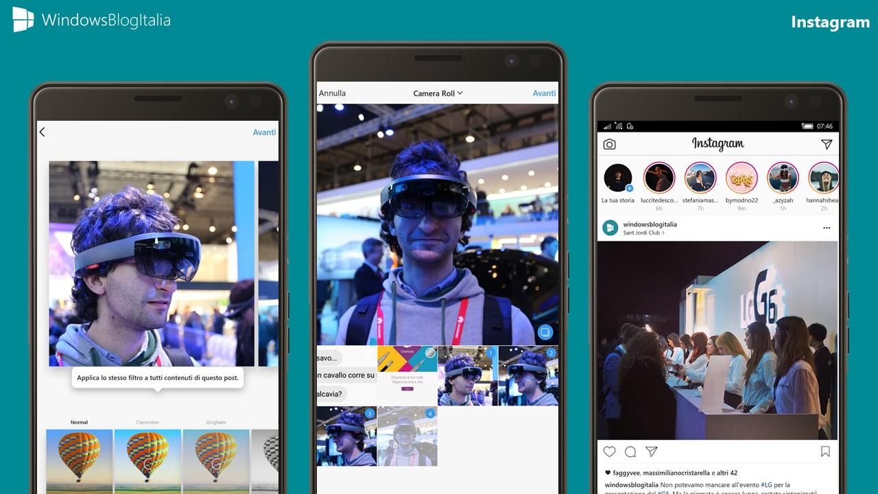 Instagram - Album, direct, messaggi temporanei e altre novità