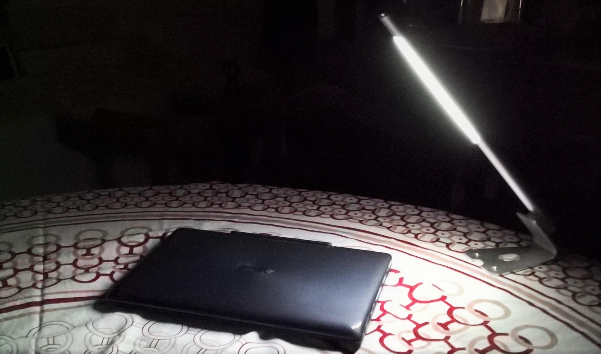 Lampada USB dodocool