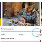 Luce notturna Windows 10 Mobile