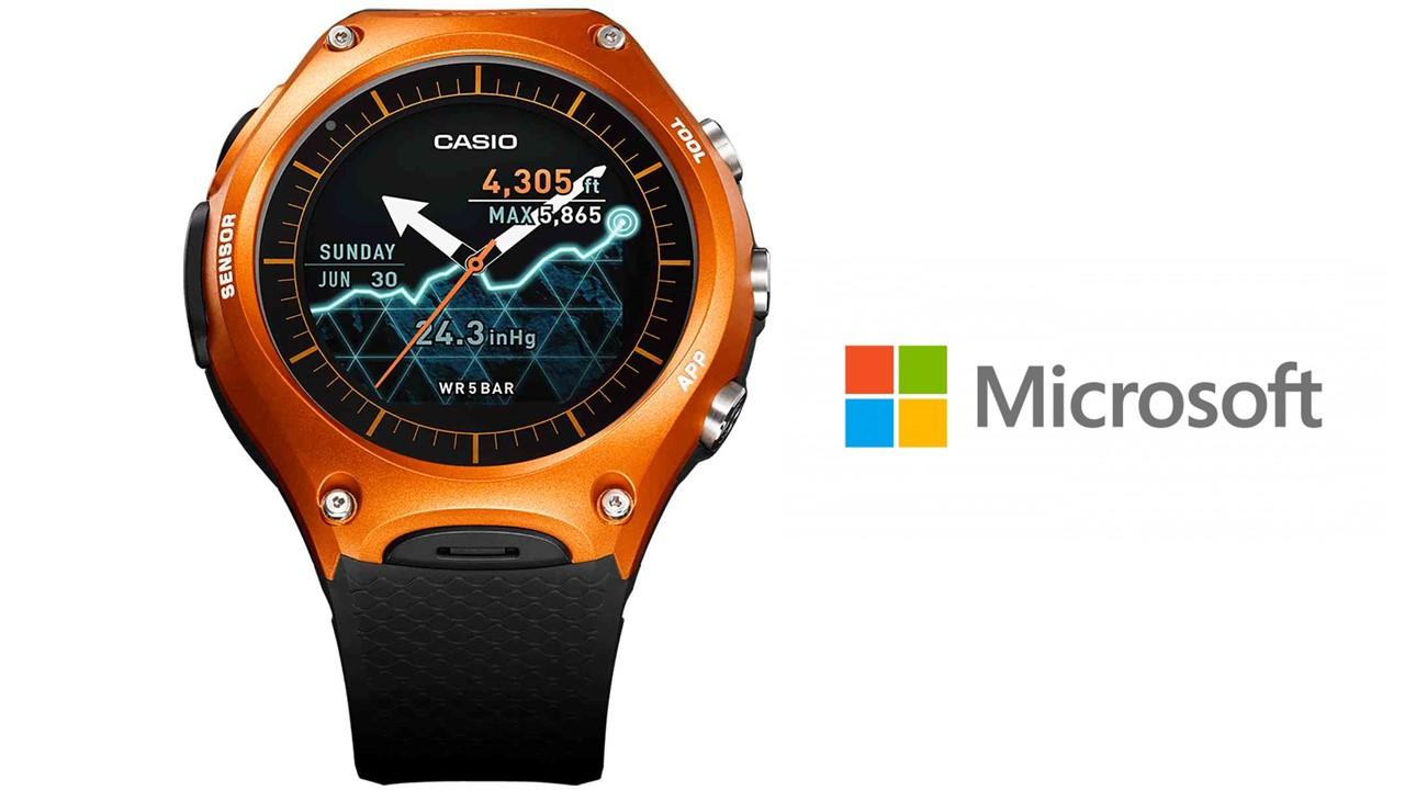 Microsoft Casio accordo brevetti